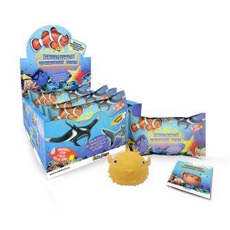 Стретч игрушка повелитель ТРОПИЧЕСКИХ рифов