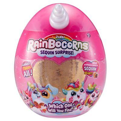 Мягкая игрушка сюрприз Rainbocorn-D с аксессуарами
