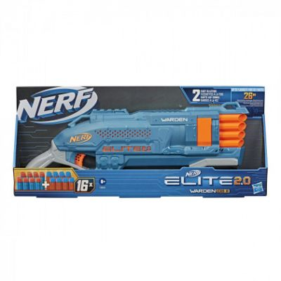 NERF Бластер Элит 20 WARDEN DB 8