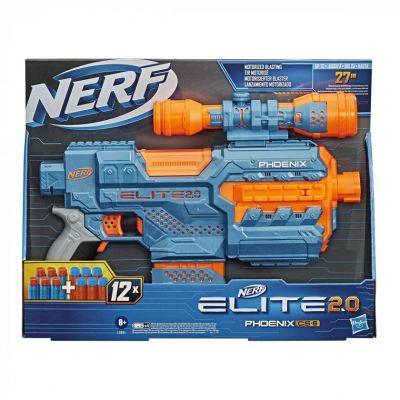 NERF Бластер Элит 20 PHOENIX CS 6
