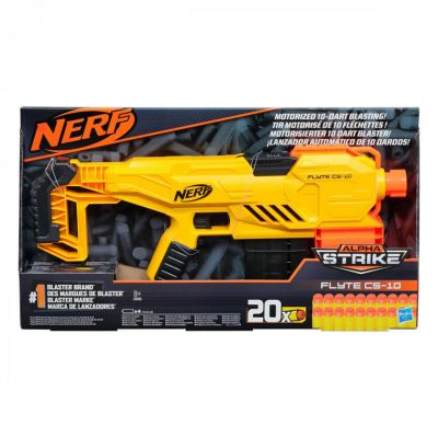 NERF бластер ALPHA STRIKE FLYTE CS 10