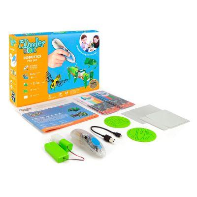 3D-ручка 3Doodler Start для детского творчества - роботехники