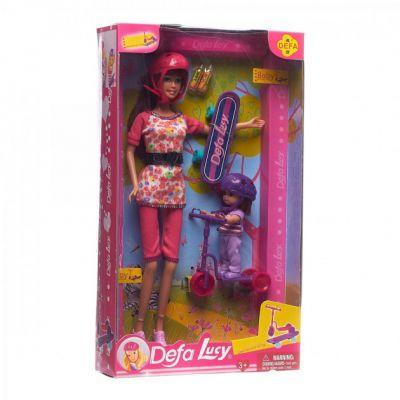 Кукла DEFA с дочкой