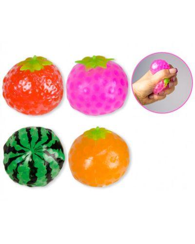 Антистресс фрукты с  шариками