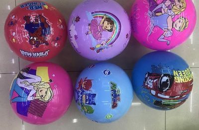 Мяч Мультгерои