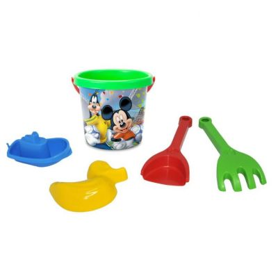 Набор для песка Микки 5 эл Disney, 77255