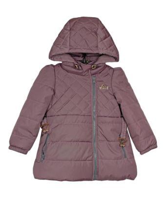 Куртка Love лиловая Лиловый