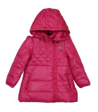 Куртка Love малиновая Малиновый