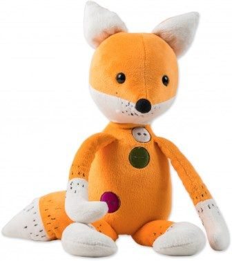 Мягкая игрушка Лисичка Обнимашка 48 см