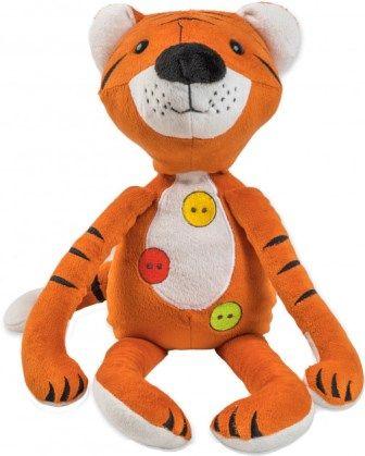 Мягкая игрушка Тигрик Обнимашка 45 см