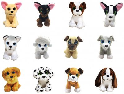 Мягкая игрушка сюрприз Sweet Pups