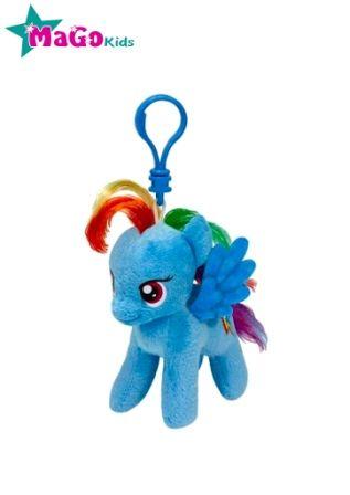 Игрушка мягкая TY My Little Pony Rainbow Dash 15см