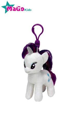 Игрушка мягкая TY My Little Pony Rarity 15см