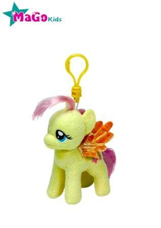Игрушка мягкая TY My Little Pony Fluttershy 15см
