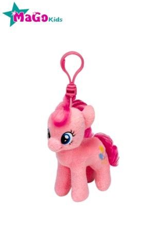 Игрушка мягкая TY My Little Pony Pinkie Pie 15см
