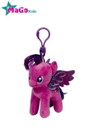 Игрушка мягкая TY My Little Pony Twilight Sparkle 15см