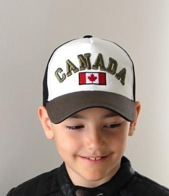 Бейсболка Канада Микс